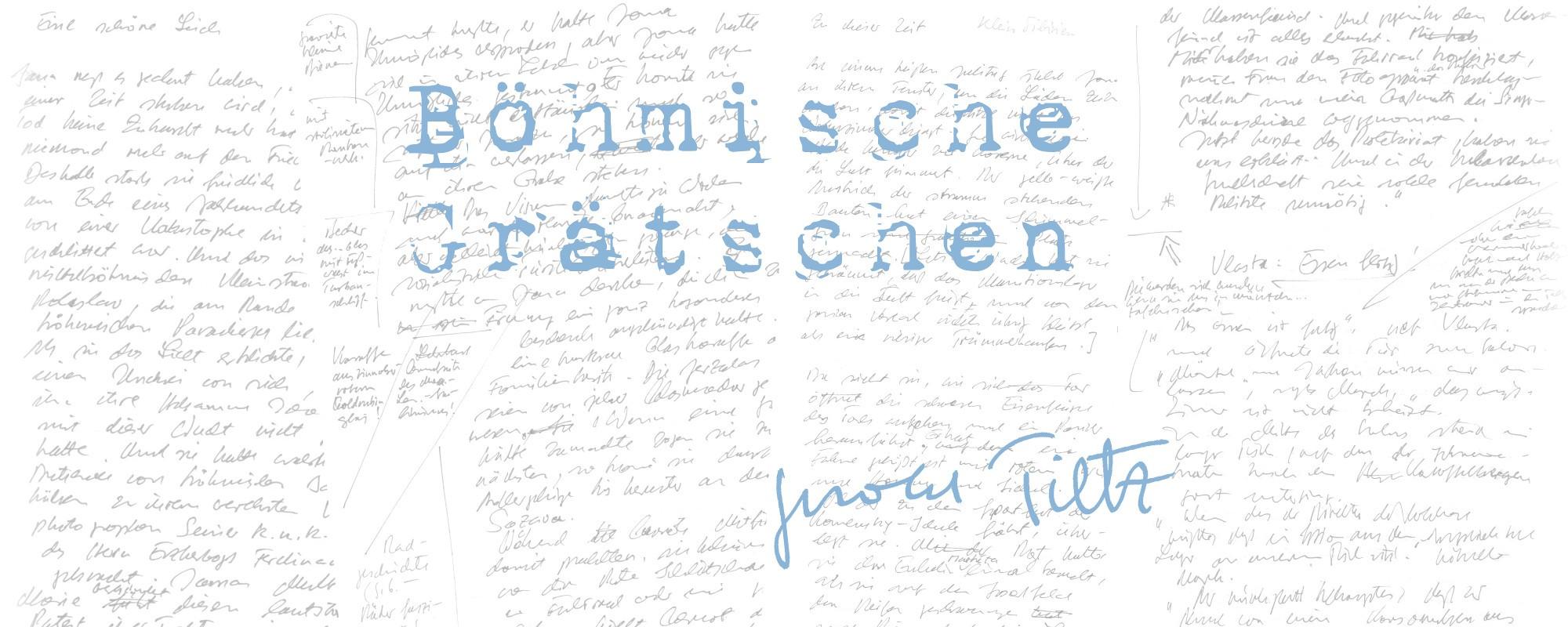 Gerold-Tietz-Boehmische-Graetschen-Schriftbild