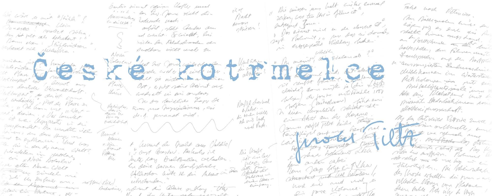Gerold-Tietz-Ceske-Kotrmelce-Schriftbild