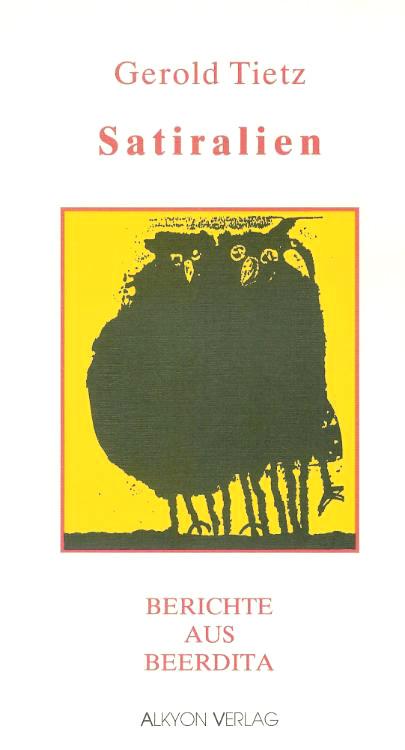 Gerold-Tietz-Satiralien-Buch-Umschlag-Alkyon-Verlag-ISBN-9783926541086-Front-Vorderseite